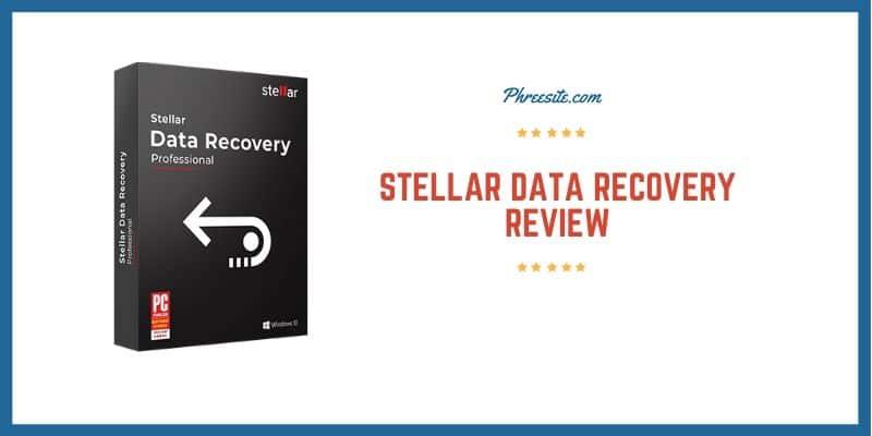 Stellar Data Recovery Reviews