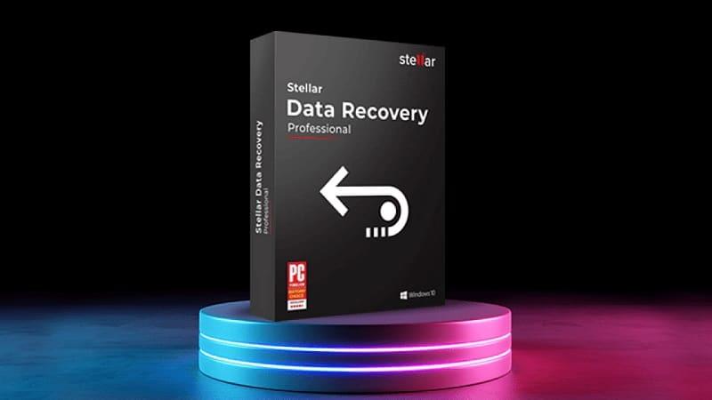 Stellar Data Recovery design