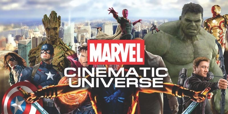 Watch Marvel Cinematic Universe (MCU) Movies