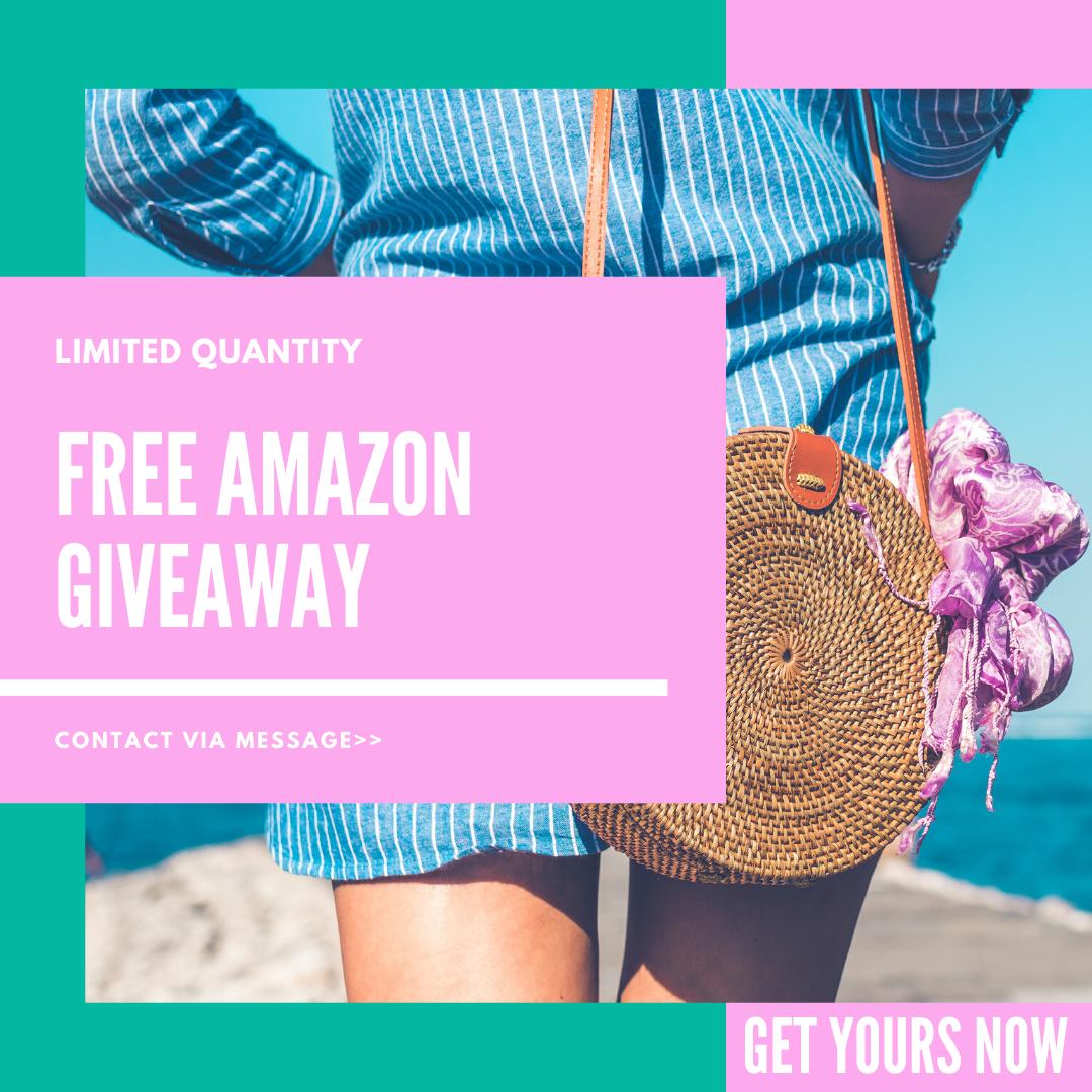 Free Amazon Giveaway