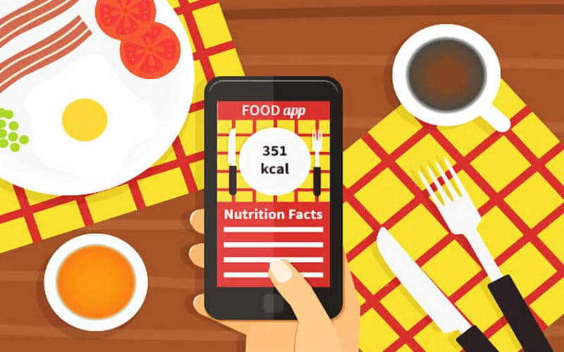 Food Calorie Counter Apps