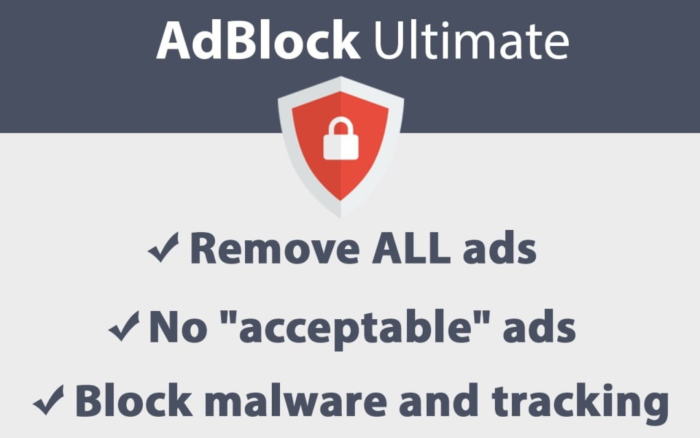 AdBlocker Ultimate
