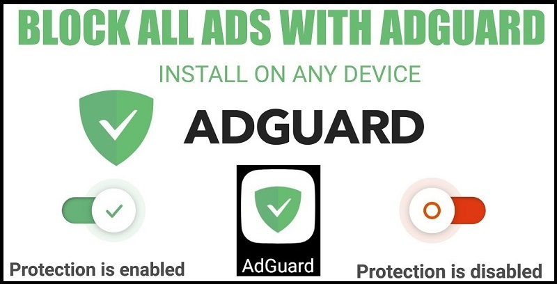 AdGuard pop-up