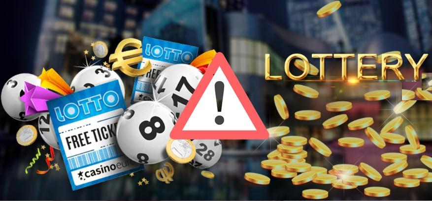 Avoiding online lotteries