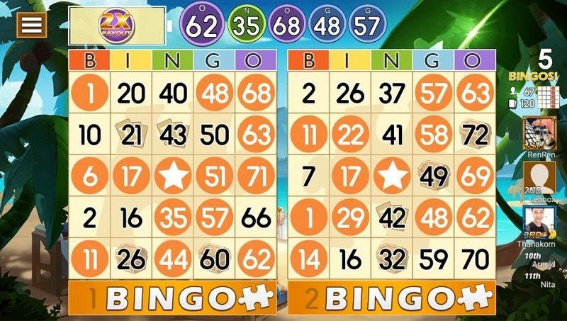 Basic online bingo lingo