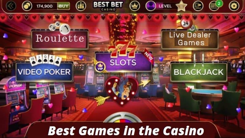 Best Games in the Casino
