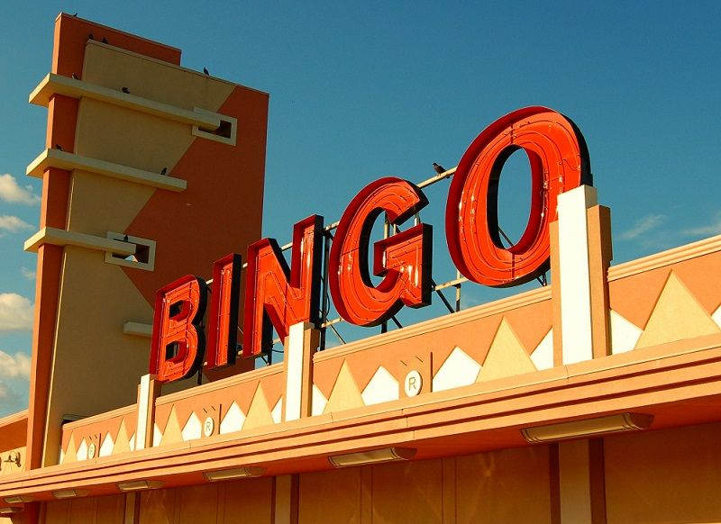 Bingo online business