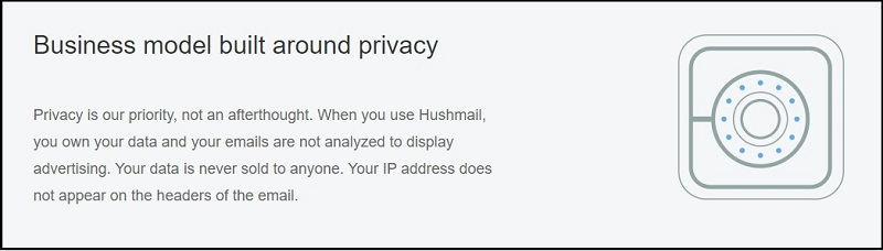 Hushmail Privacy