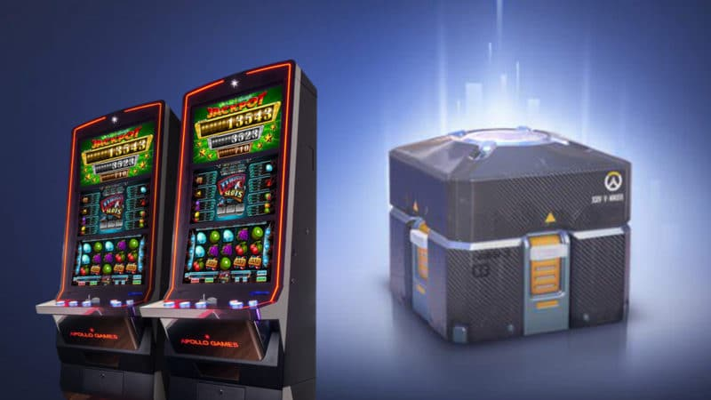 Loot Boxes vs Gambling