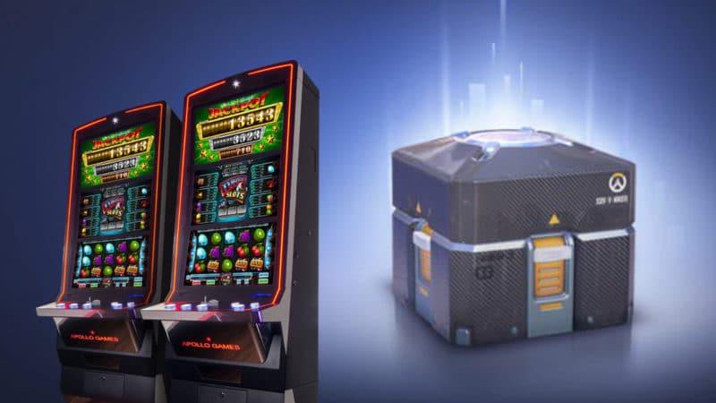 Loot Boxes vs Gambling
