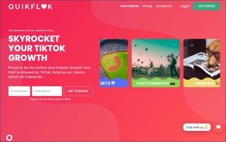 QuikFlok