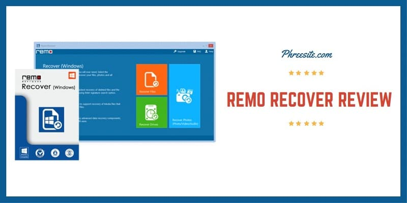 Remo Recover Review