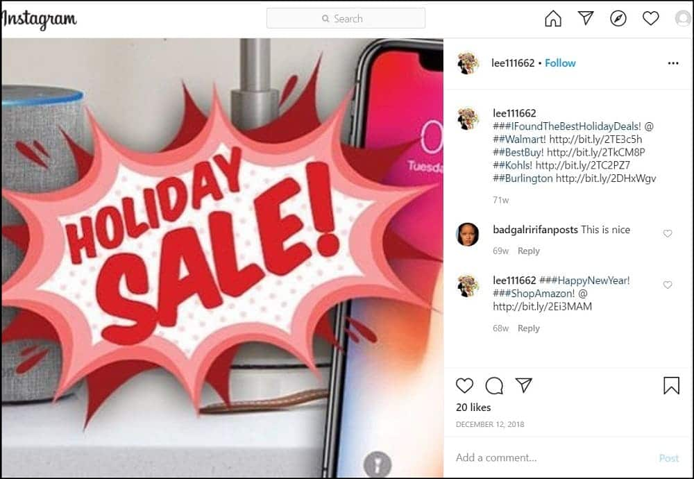 Share Insights About Holiday Offers