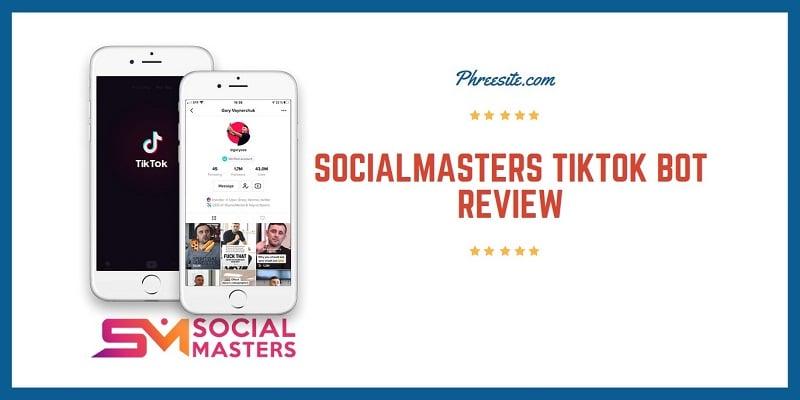 SocialMasters TikTok Bot Review