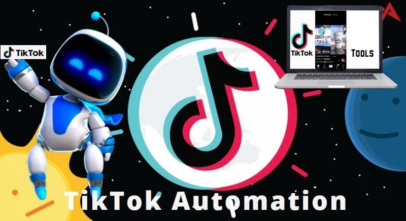 Tik tok Automation
