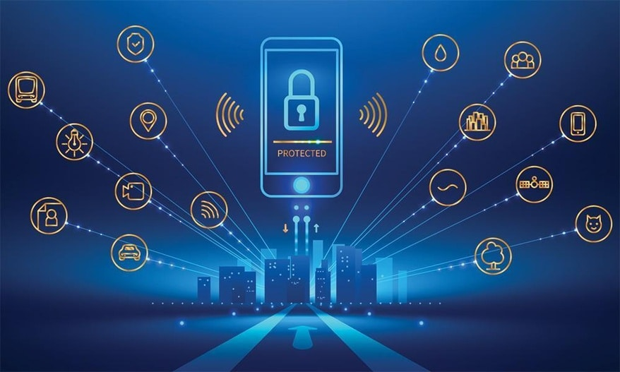 security issues internet of things