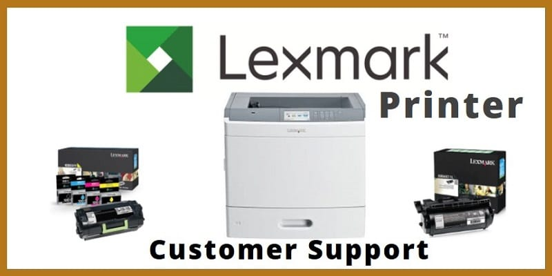 Lexmark Customer Support