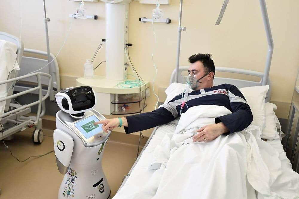 Robotics Telemedicine