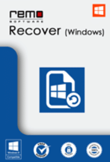 Remo Recover for window