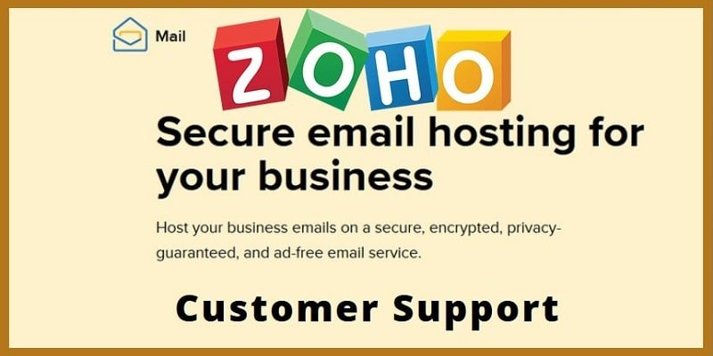 zoho Customer Support
