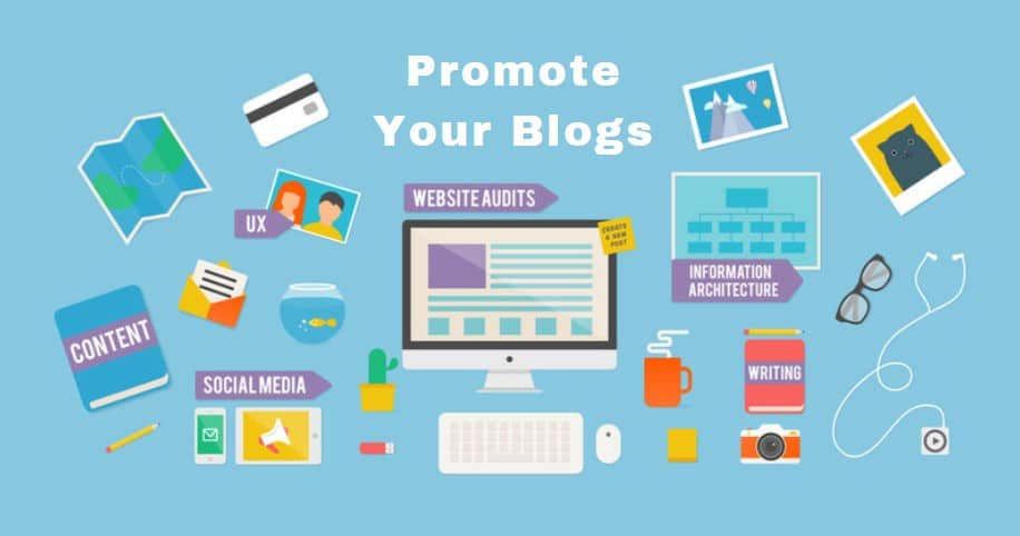Promote Your Blogs