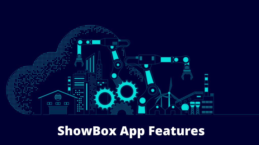 Features of Showbox for Android