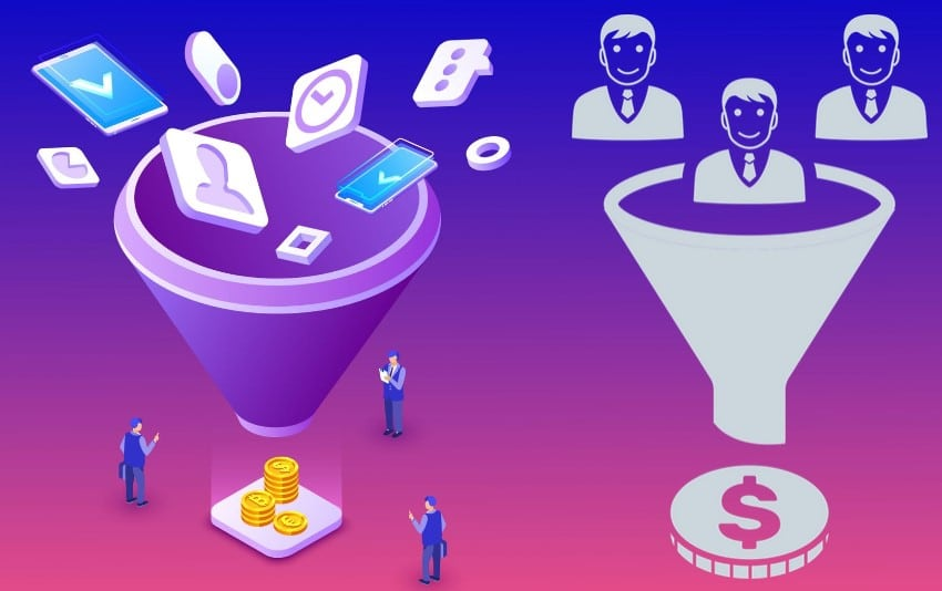 Sales Funnel processes