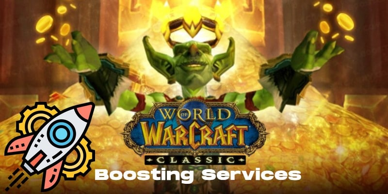WoW boost services