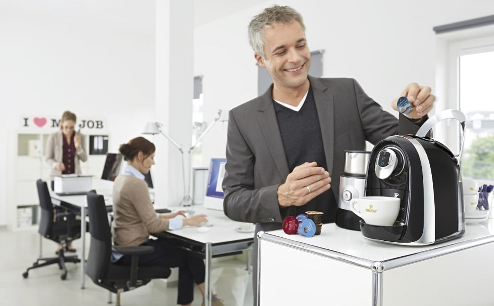 coffee maker for office