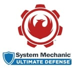 System Mechanic Ultimate Defense Logo