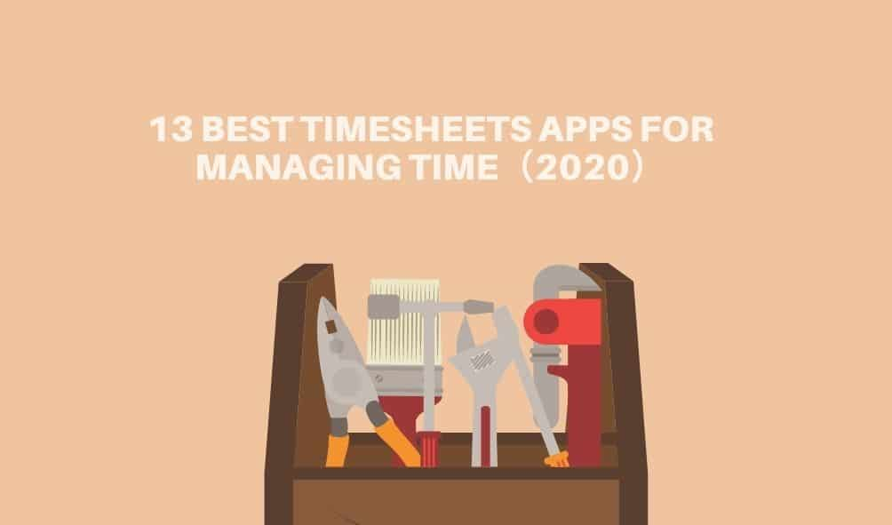 Timesheet Apps