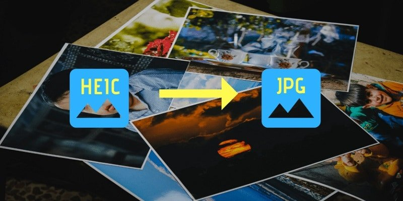 Ways To Convert The Heic to Jpg