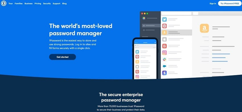 1password overview