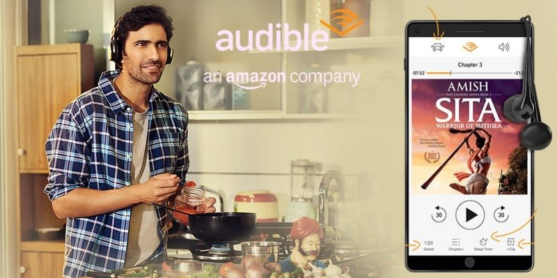 Audible Student Discount benifits