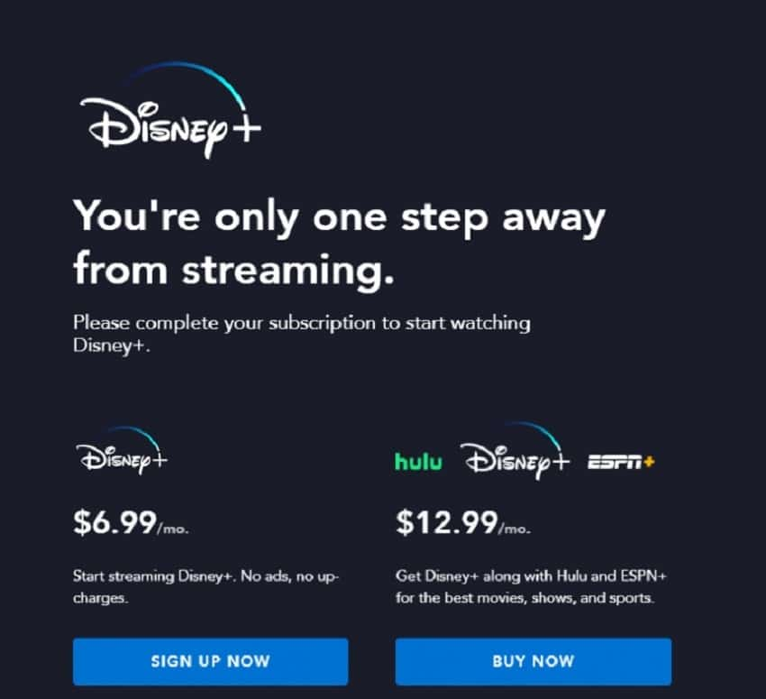 Benefits of Disney Plus