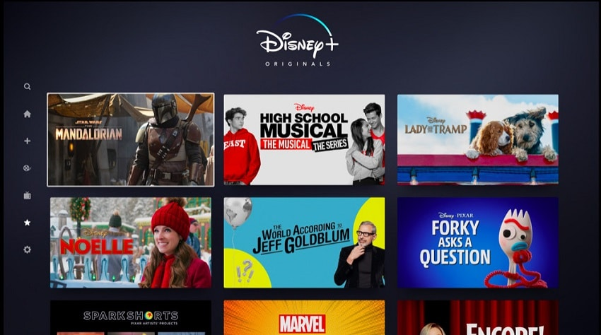 Movies with the Disney Plus Student Discount