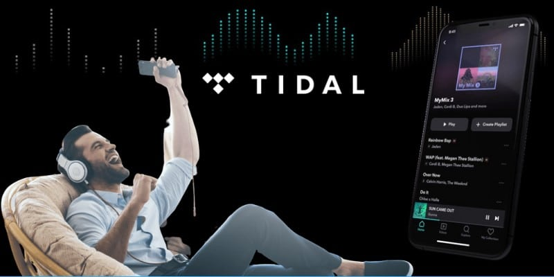 Tidal account Student Discount