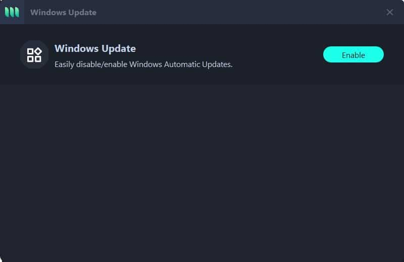 windows update EaseUS Tools