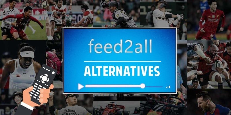 Feed2all Alternatives