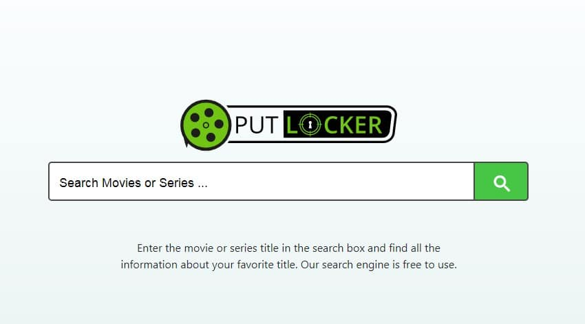 PutLocker streaming