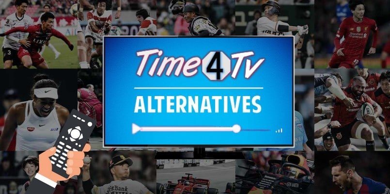 Time4tv Alternatives