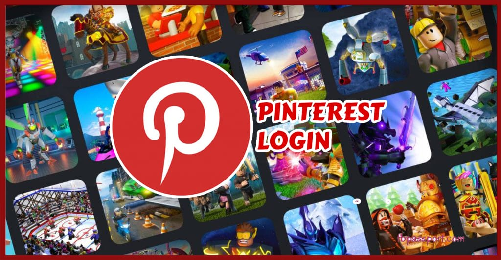 Pinterest with Roblox