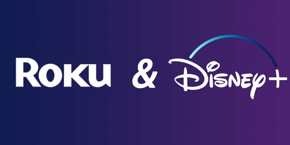 Roku and disney