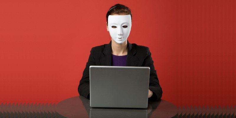 Hide Your Identity Online