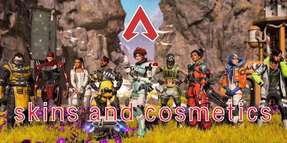 Apex Legends – The Most Exciting Skins and Cosmetics