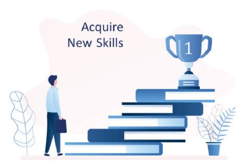 acquire new skills