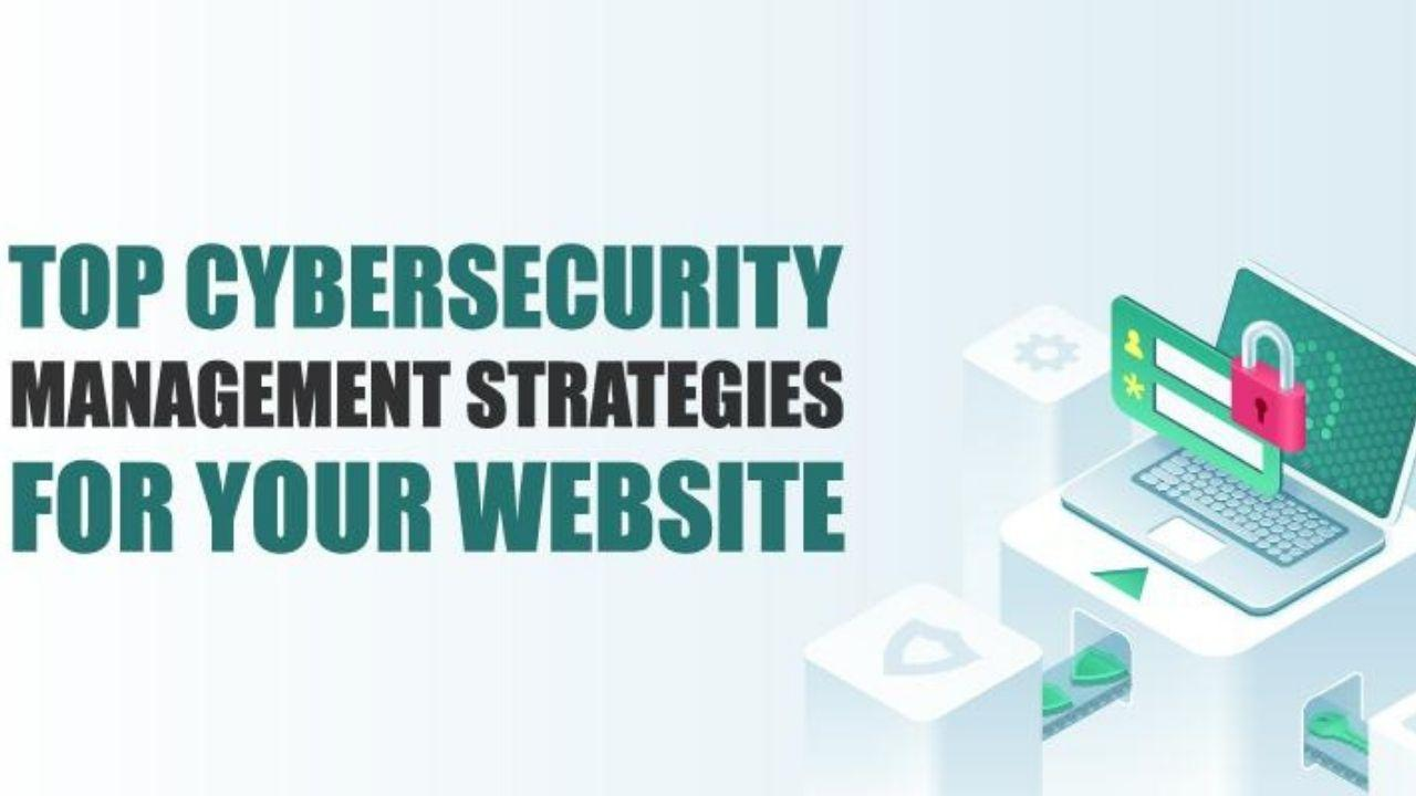 Cybersecurity Management Strategies